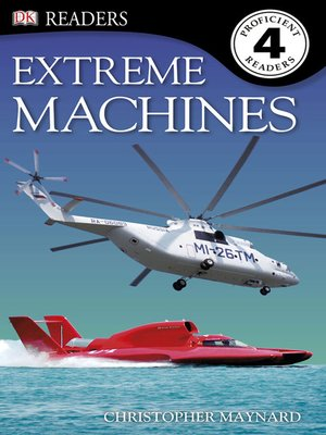 cover image of Extreme Machines